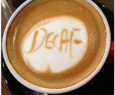 آشنایی با قهوه بدون کافئین  Decaf Coffee