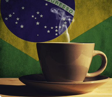 فرهنگ قهوه برزیل