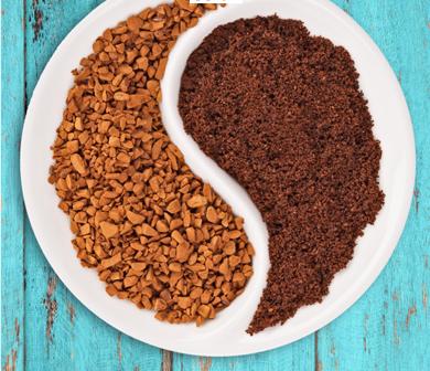 قهوه فوری یا نسکافه چیست ؟