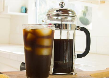 قهوه دم سرد و انواع آن