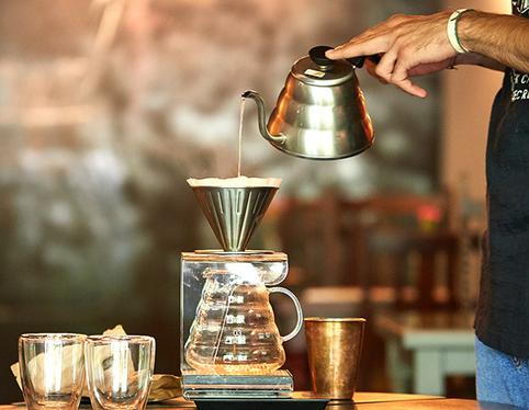 روش های دم قهوه