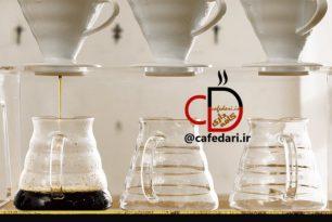 قهوه V60 چیست – وی شصت – وی سیکس تی