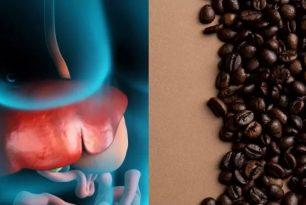 کبد و قهوه