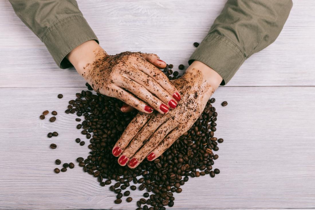 قهوه و پوست